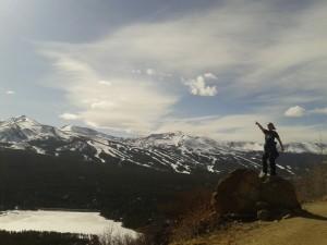 Clouds, Fidgit, & Breck