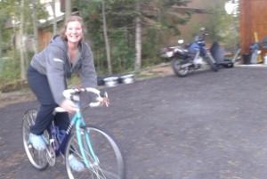 My touring bike!
