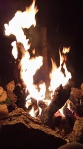 ...and bonfires.