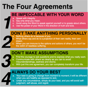 4 agreements