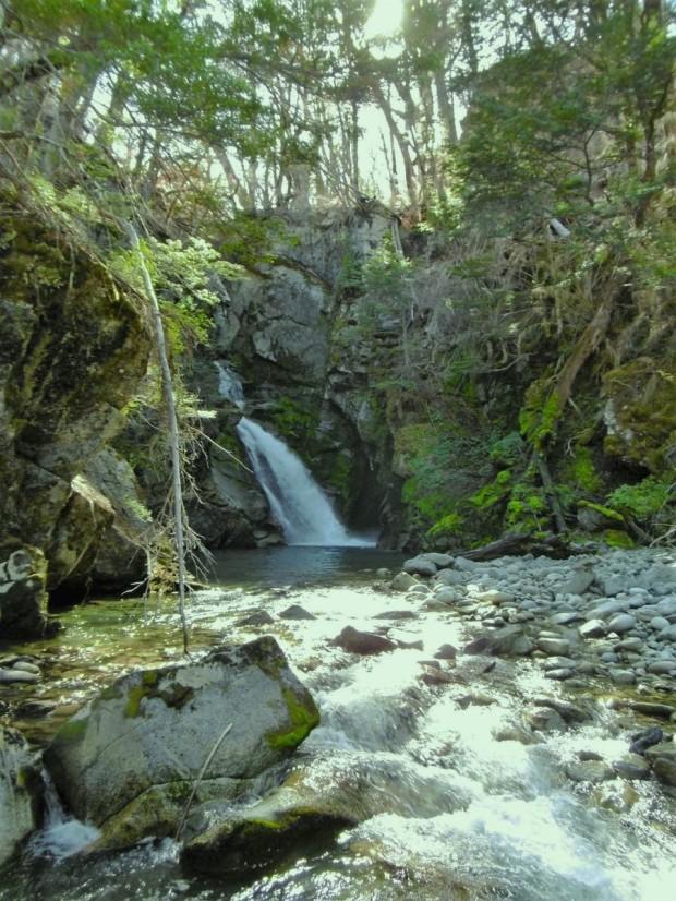 Cholila waterfall