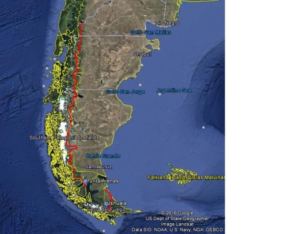 HO Season 1 Patagonia