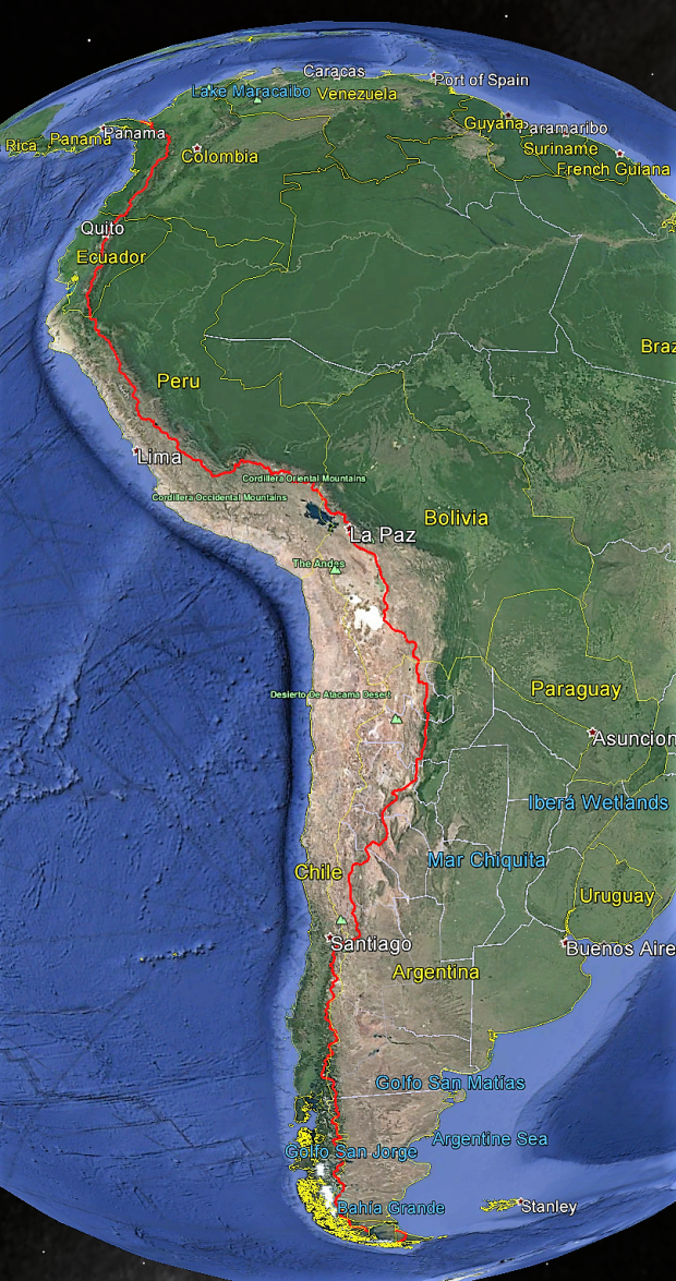 South America Complete